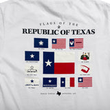 Flags_of_the_Republic_Pocket_T-Shirt_White