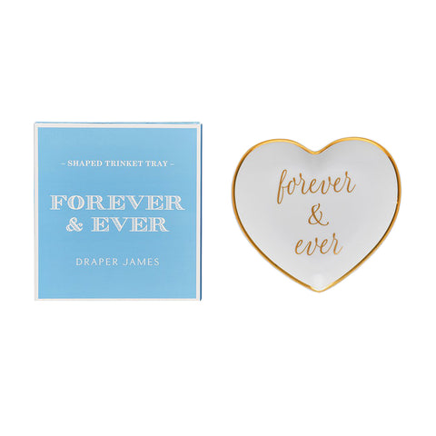 Forever & Ever Trinket Tray