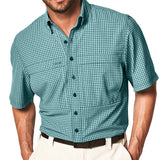 GameGuard_TekCheck_Short_Sleeve_Shirt_Sea-Glass
