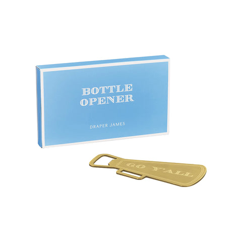 Go Y'all Bottle Opener