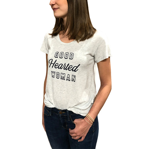 Good Hearted Women's Jersey T-Shirt