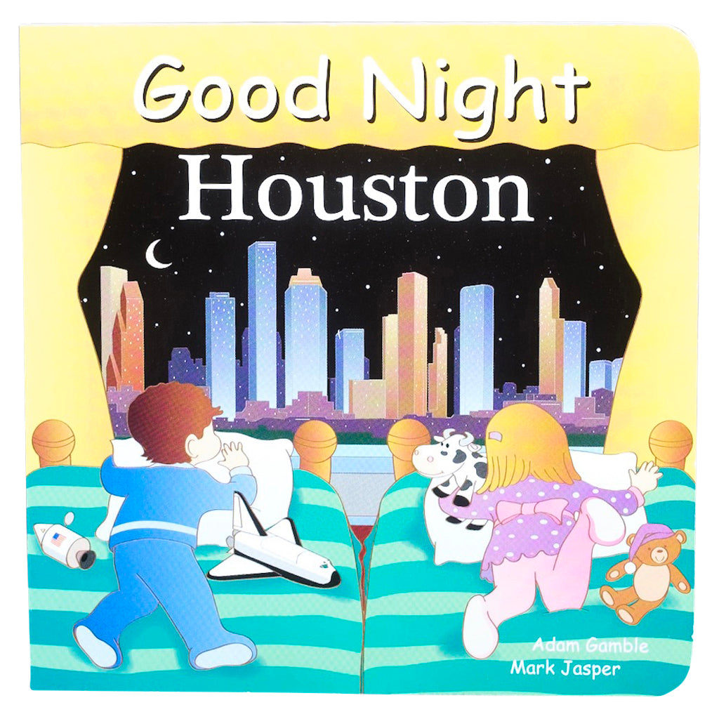Good Night Houston by Adam Gamble