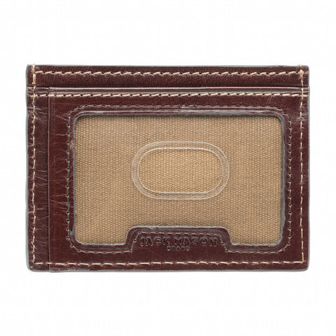 TCU Horned Frogs Tailgate ID Card Case