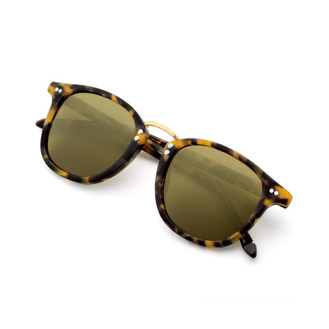 Franklin Blonde Tortoise Polarized 24K