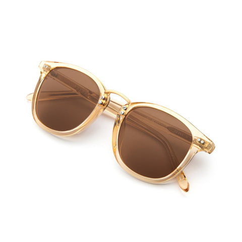Franklin Champagne Polarized 24K