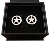 Texas Lone Star Cufflinks