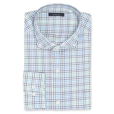 Macon Plaid Sport Shirt