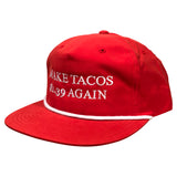 Make Tacos $1.39 Again Hat Red