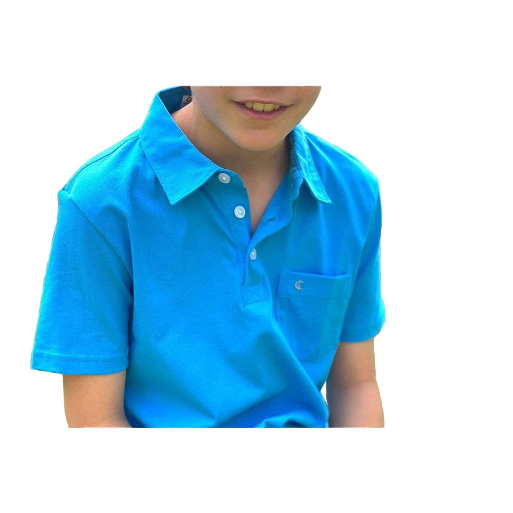 Maui Blue Little Players Shirt