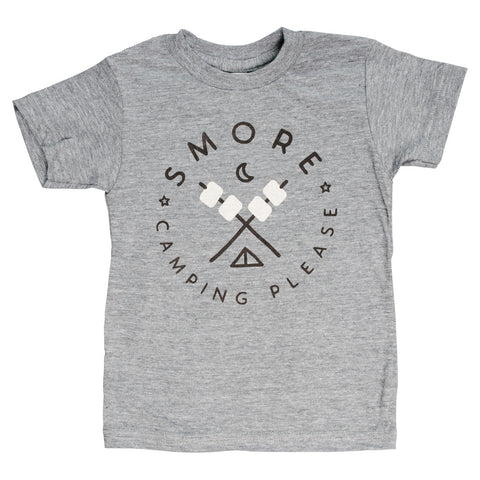 S'More Kids T-Shirt - Grey