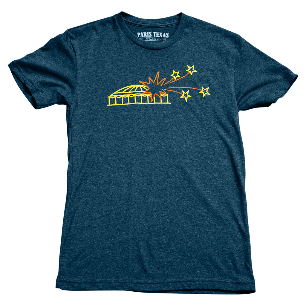 Out of the Park T-Shirt - Navy