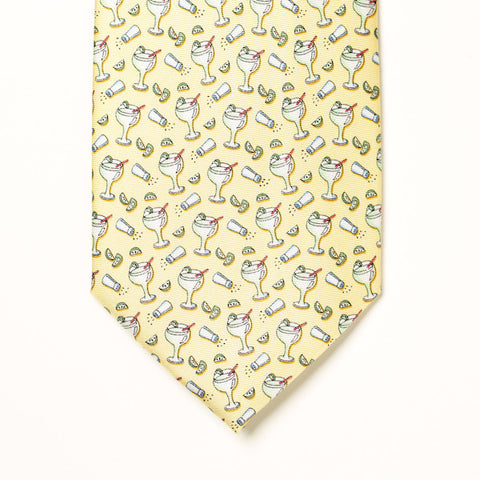Margarita Tie - Yellow
