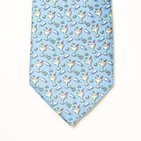 Margarita Tie - Light Blue