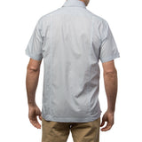 El Guapo Guayabera Shirt, Mexican Shirt for Men - Azul 4