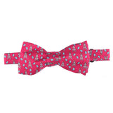 Spindletop Bow Tie - Red