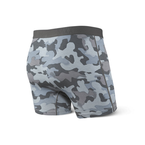 Graphite Stencil Camo Boxer Brief