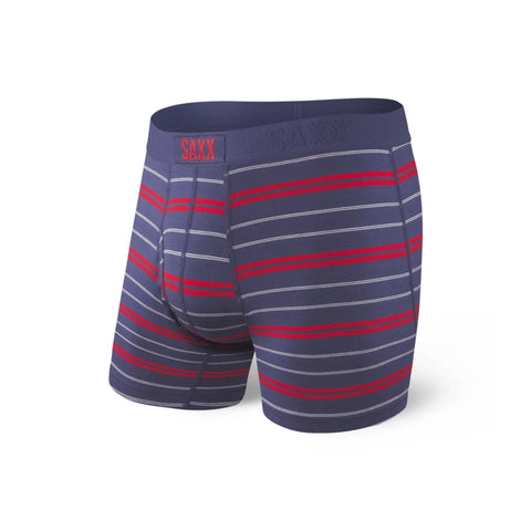 Navy Summit Stripe Boxer Brief