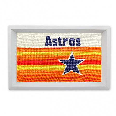 Houston Astros Cooperstown Flask