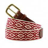 Andes Gaucho Needlepoint Belt