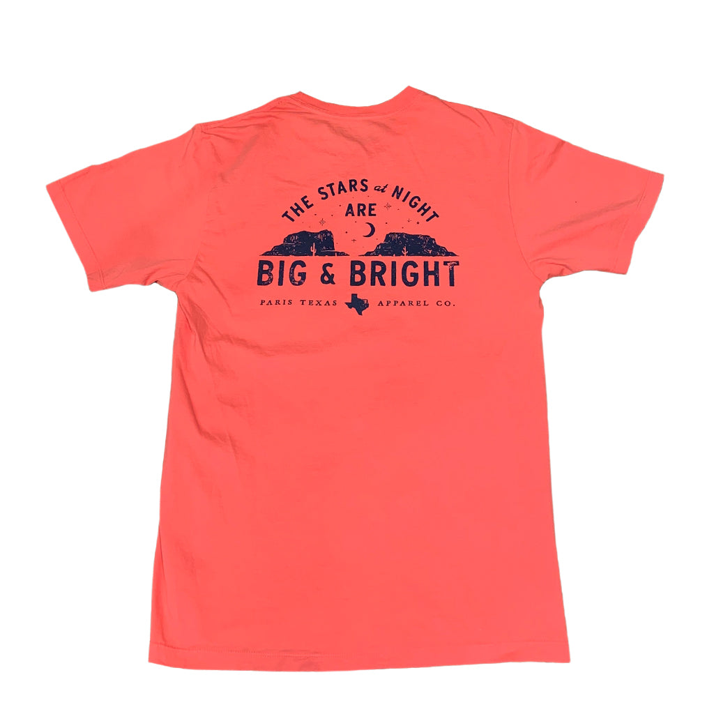Stars_at_Night_Pocket_TShirt_Coral