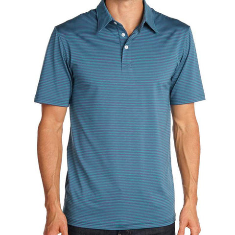 Stewart Stripe Tour Ace Polo