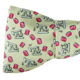 Thirsty Birds Bow Tie - Green