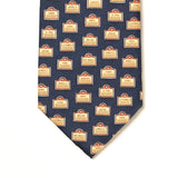 Texas Towns Tie