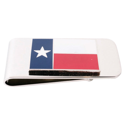 Texas Flag Money Clip