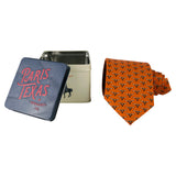 Texas Longhorn Tie - Burnt Orange