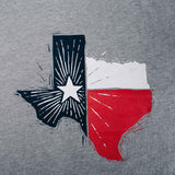 Texas State Lone Star Flag T-Shirt