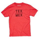 Tex-Mex T-Shirt - Red - Vintage Texas TShirt | Texas Theme T-Shirt