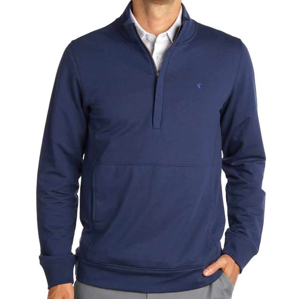 The Weekender Pullover Navy Blue