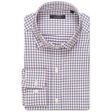 Turtleson_Silhouette_Plaid_Performance_Shirt_Watermelon