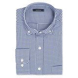 Turtleson_Taylor_Gingham_Performance_Sport_Shirt_Navy