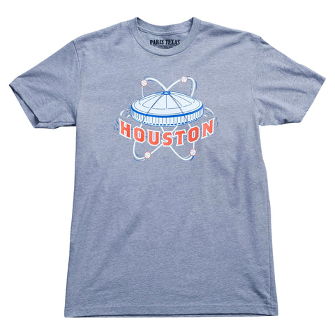 Vintage Dome T-Shirt - Heather Grey
