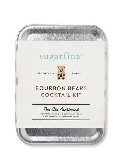 Carry on Cocktail Kit - Bourbon Bears