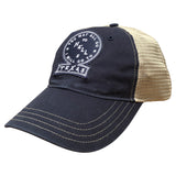 You May All Go To Hell Trucker Hat Navy/Khaki