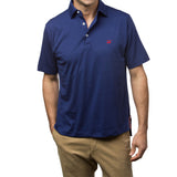 East Beach Polo - Solid Navy