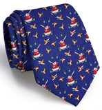 Crack Shot Cringle Tie - Navy