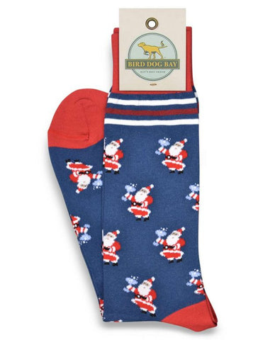 Candy Canines Socks - Green