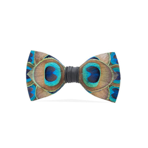 Hammock Feather Bow Tie