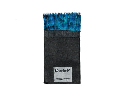 Brantley Feather Pocket Square