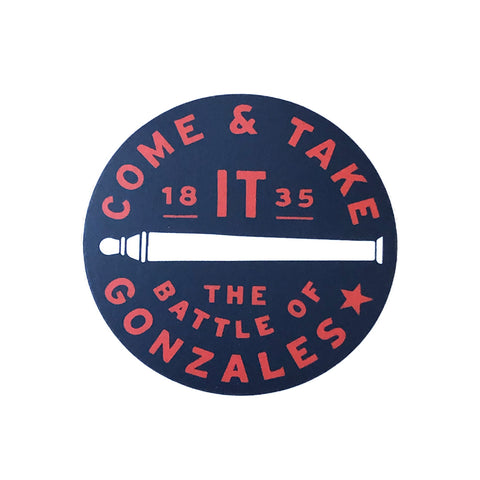 Come & Take It Decal