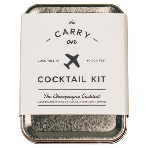 Carry On Cocktail - The Champagne