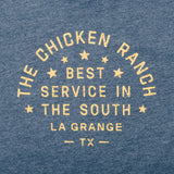 The Chicken Ranch Texas T-Shirt
