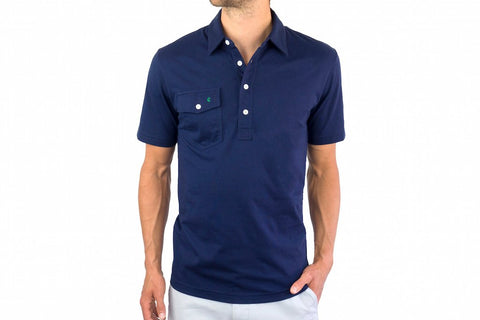 Nassau Navy Performance Shirt