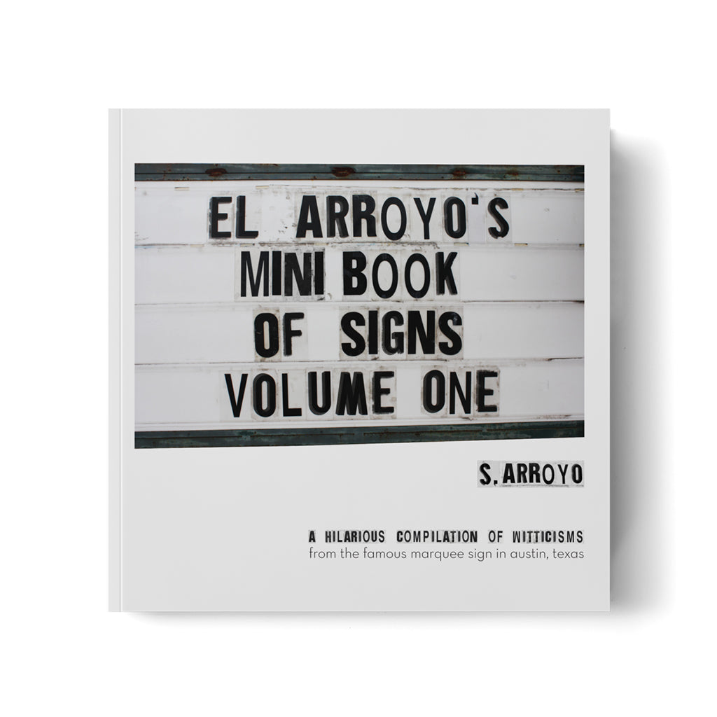 el_arroyo_mini_volume_one