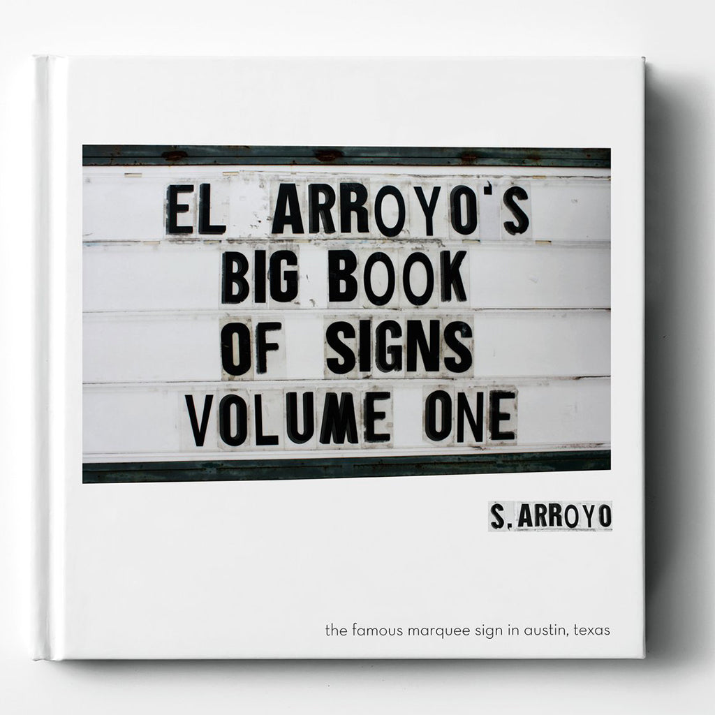 el_arroyo_volume_one_book