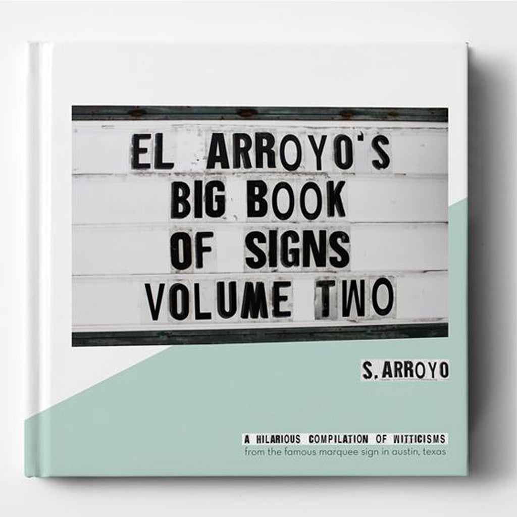 el_arroyo_volume_two_book