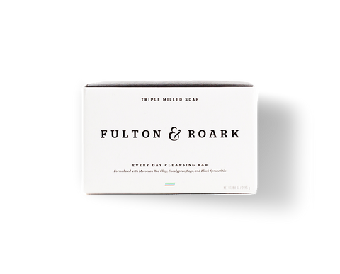 Fulton & Roark Triple Milled Bar Soap